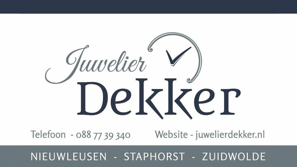 logo juwelier dekker