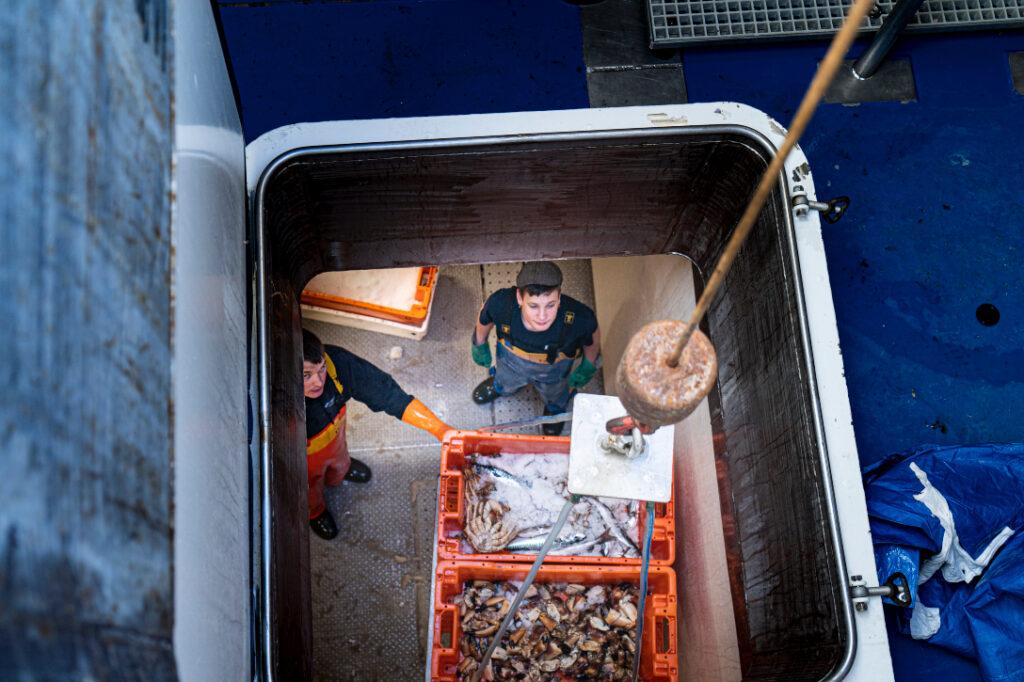 Urker Vishandel